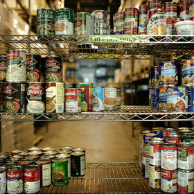 mkgalleryamp; Wine: Why One Food Bank Is Saying No to Junk Food