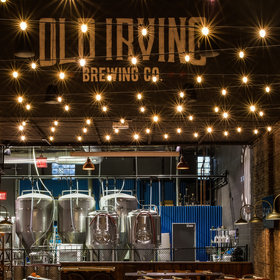 Food & Wine: Old Irving Brewing Opens, Bringing Pho-Flavored Beer to Chicago