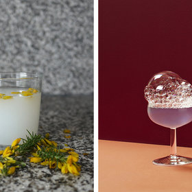 Food & Wine: A Modern-Day Interpretation of a Lethal Cocktail