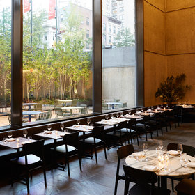 Food & Wine: Team Estela Opens Flora Bar and Flora Coffee Tonight in The Met Breuer