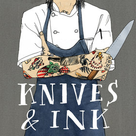 Food &amp; Wine: In <i>Knives & Ink</i>, Chefs Tell the Stories Behind Their Tattoos