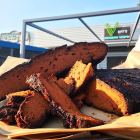 Food & Wine: Vegan Brisket Upsets Texans