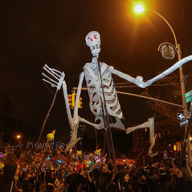 Food & Wine: The Best Cities for Halloween in the United States