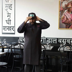 Food & Wine: Restaurant Roots: Jessi Singh Prepares to Expand the Babu Ji Empire Westward
