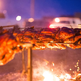 Food & Wine: Thanksgiving at Standing Rock