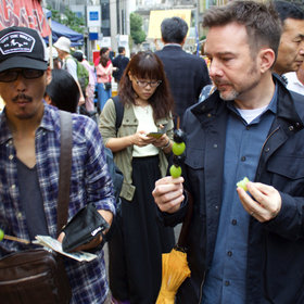 Food & Wine: Tyson Cole Takes Tokyo and Hiroshima
