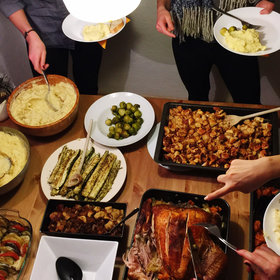 Food Wine Study Tells Exactly What Will Happen At Your Holiday Party Dinner Parties