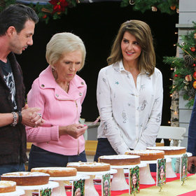 Food & Wine: The Great American Baking Show Returns to TV