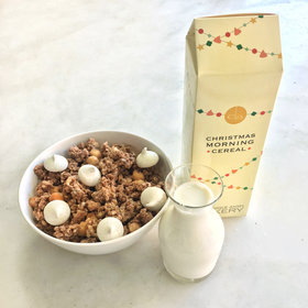 Food & Wine: Dominique Ansel's Cereal Is Alarmingly Delicious