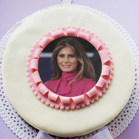 Food & Wine: You Can't Put Melania Trump's Face on a Cake in Slovenia