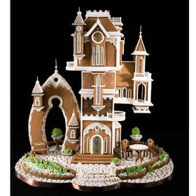 Food & Wine: The National Gingerbread House Competition's Winning Designs Are Absolutely Incredible