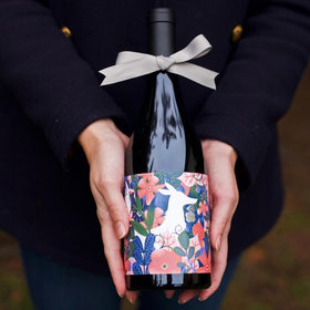 Food & Wine: Beautiful Bottles of Wine that Don't Need Wrapping Paper