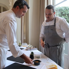 Food & Wine: Behind the Scenes With Brad Kilgore at A Taste of Waldorf in Versailles