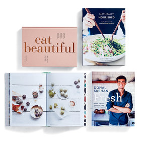 Food & Wine: 4 Health-Focused Cookbooks for the New Year