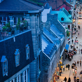Food & Wine: Where to Eat In Old Montreal
