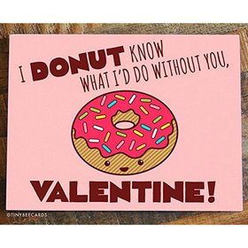 Food & Wine: 8 Valentine's Cards Inspired by Our Favorite Foods