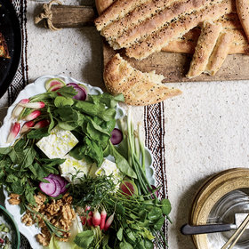 Food & Wine: F&W Editor in Chief Nilou Motamed's Persian New Year Celebration