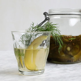 Food & Wine: How Chefs Are Cooking with Pickle Brine