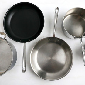Food & Wine: The 7 Pots and Pans You Need (and What to Cook in Each of Them)