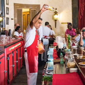 Food & Wine: Fidel Castro's Private Chef Tells You Where to Eat in Havana
