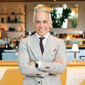 Food & Wine: Geoffrey Zakarian Reveals the Key to Surviving in the Restaurant Business
