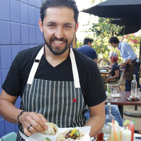 Food & Wine: How Selling Tacos in a Parking Lot Saved This Chef's Life
