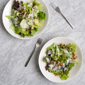 Food & Wine: Buttermilk-Dressed Spring Greens
