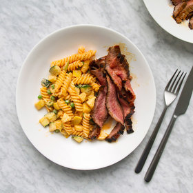 Food & Wine: Gochujang Flank Steak 
