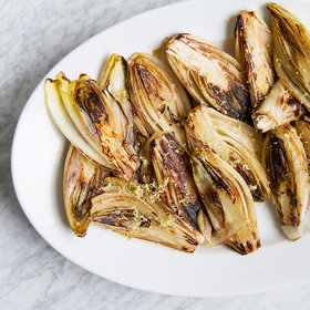 Food & Wine: Lemony Seared Endives