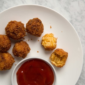 Food & Wine: Mac and Cheese Bites