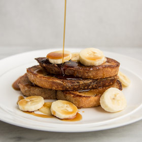 Food & Wine: Vegan French Toast