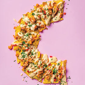 Food & Wine: Creole Crawfish Nachos