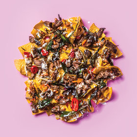 Food & Wine: Weekend Nachos
