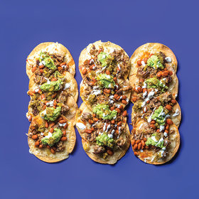 Food & Wine: East Bay Buritto Nachos