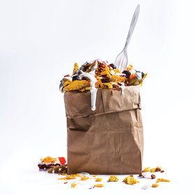Food & Wine: Nachos in a Bag