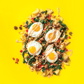 Food & Wine: Breakfast Nachos
