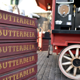 Food & Wine: You Can Now Buy Pints of Butterbeer Ice Cream