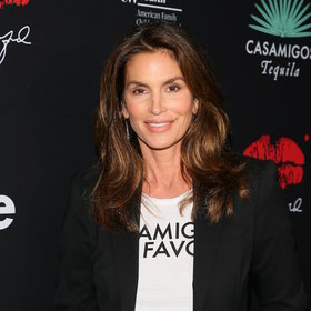 Food & Wine: Cindy Crawford Created This Monstrous, 11-Layer Burger