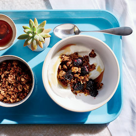Food & Wine: Coffee Granola