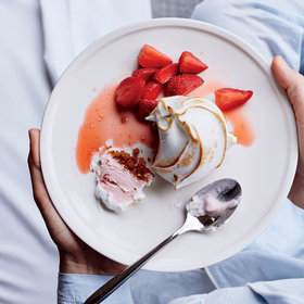 Food & Wine: Strawberry Baked 