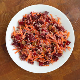 Food & Wine: Beet-and-Quinoa Salad