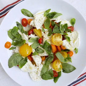 Food & Wine: Caprese Salad