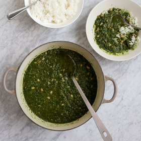 Food & Wine: Supergreen Gumbo