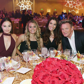 Food & Wine: Gordon Ramsay Won't Be Leaving His Vast Fortune to Any of His Children