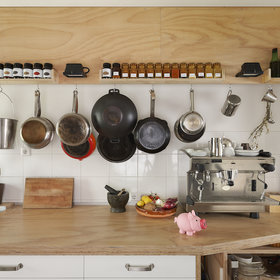 Food & Wine: Kitchen Counters—Everything You Need to Know