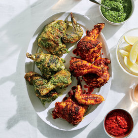 Food & Wine: Red-and-Green Chicken