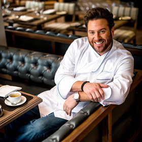 Food & Wine: Scott Conant Returns to NYC with His First Restaurant in Nearly a Decade