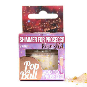 Food & Wine: This Edible Glitter for Your Prosecco is a Must Have Party Favor
