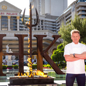 Food & Wine: Gordon Ramsay Will Open First-Ever Hell's Kitchen Theme Restaurant in Las Vegas