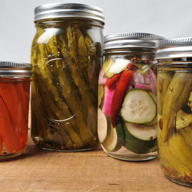 Food & Wine: 5 Reasons to Start Pickling at Home